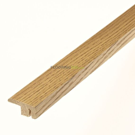 Solid Oak End Profile To Complement Natural Oak Flooring 2.7m Length