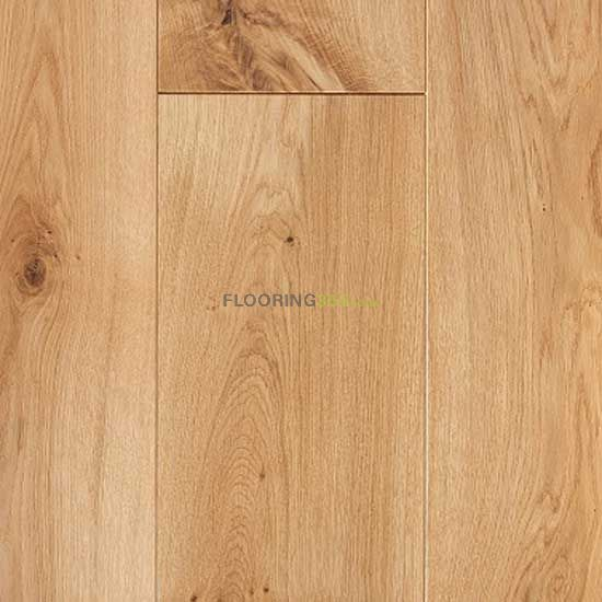 Caledonian Engineered Esk Oak Brushed and Oiled 220mm x 20/6mm Wood Flooring (Wooden Flooring)