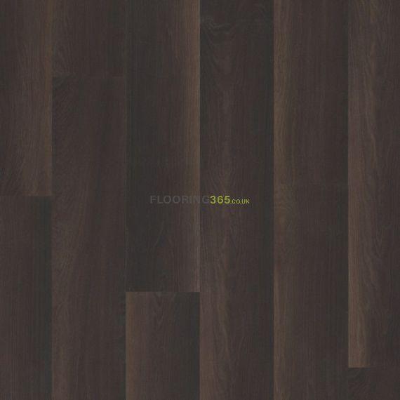 Quickstep Fumed Oak Dark 8mm Eligna Wide Laminate Flooring