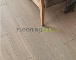 Richmond Engineered Grey Oak Brushed & Lacquered **PRIME** 189mm x 14/3mm Wood Flooring (Wooden Flooring)