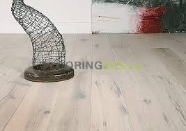 Richmond Engineered White Oak Handscraped & Oiled 189mm x 15/4mm Wood Flooring (Wooden Flooring)