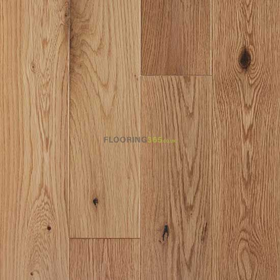 Caledonian Engineered Isla Oak Matt Lacquered Click Lok 125mm x 14/3mm Wood Flooring (Wooden Flooring)