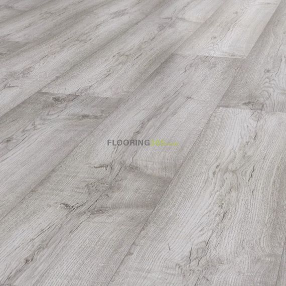 Krono Original Vario 8mm 4V Groove Dartmoor Oak Laminate Flooring (Wooden Flooring)