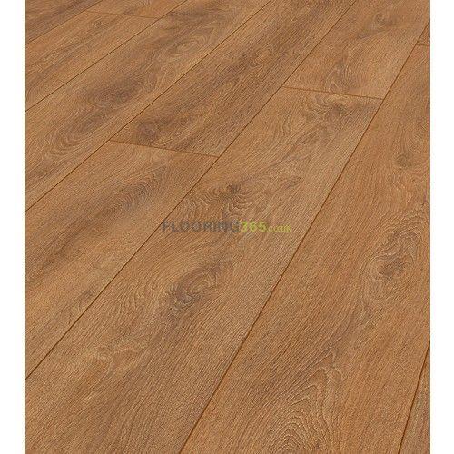 Krono Supernatural Classic 8mm Harlech Oak 4V Groove Laminate Flooring
