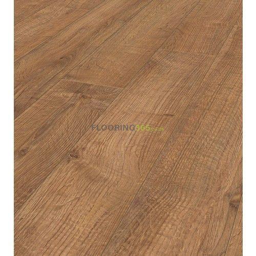 Krono Vario+ 12mm 4V Groove Kolberg Oak Laminate Flooring