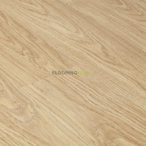 Krono Original Vario 8mm 4V Groove Light Varnished Oak Laminate Flooring (Wooden Flooring)