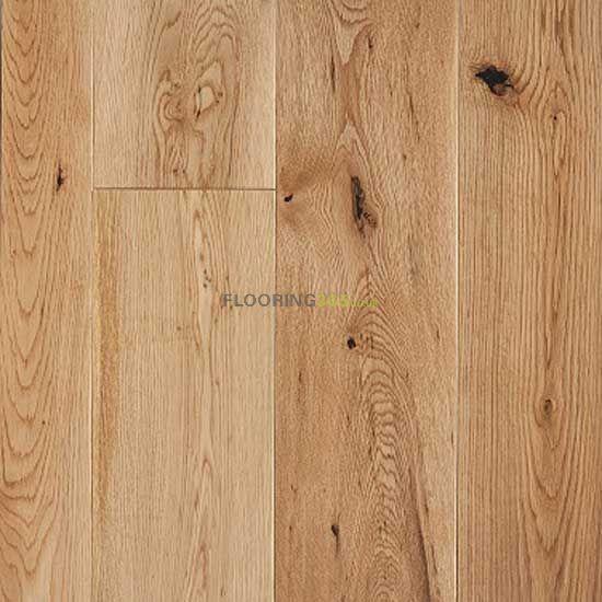 Caledonian Engineered Lewis Oak Matt Lacquered Click Lok 150mm x 14/3mm Wood Flooring (Wooden Flooring)