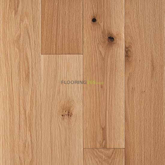 Caledonian Engineered Lomond Oak Brushed and Oiled 125mm x 18/5mm Wood Flooring (Wooden Flooring)