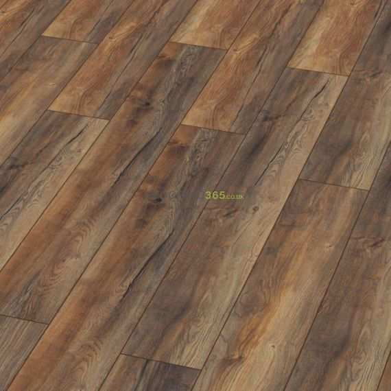 Kronotex Villa 12mm Harbour Oak Laminate Flooring
