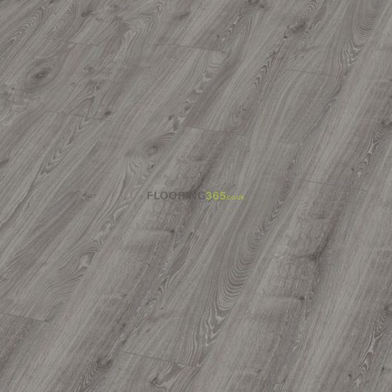 Kronotex Villa 12mm Timeless Grey Oak Laminate Flooring