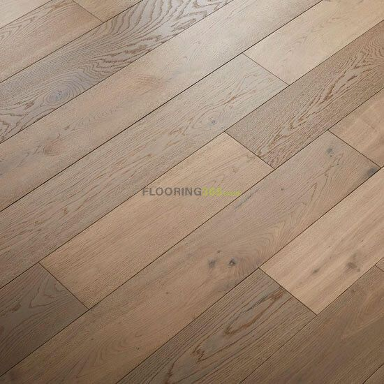 Caledonian Engineered Ness Smoked Oak Brushed and Oiled 190mm x 20/6mm Wood Flooring (Wooden Flooring)