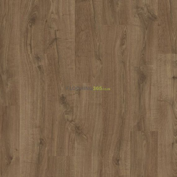 Quickstep Newcastle Oak Brown 8mm Eligna Laminate Flooring (Wooden Flooring)