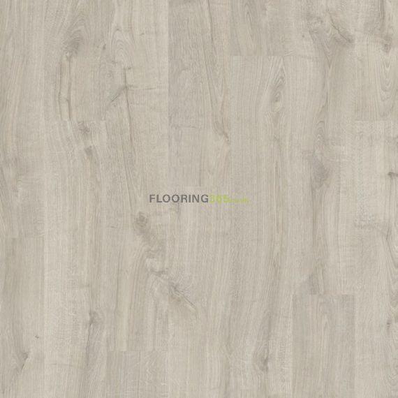 Quickstep Newcastle Oak Grey 8mm Eligna Laminate Flooring (Wooden Flooring)