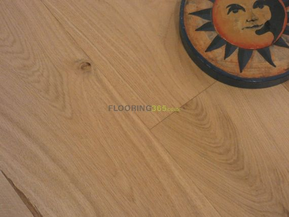 Fyfield Engineered Natural Oak Brushed and Oiled Click Lok 190mm x 15/4mm Wood Flooring