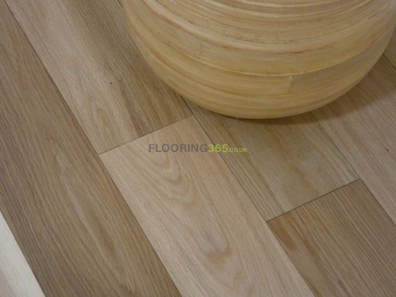 Stockholm Engineered Natural Oak Brushed and Oiled **Prime** 110mm x 11/2.5mm Wood Flooring