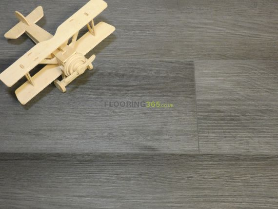 Calder Luxury Vinyl Dark Grey 182mm x 5/0.3mm LVT Flooring
