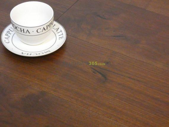 Edmonton Engineered American Black Walnut Oiled 220mm x 20/4mm Wood Flooring
