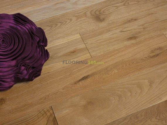 Fyfield Engineered Natural Oak Brushed and Oiled 125mm x 18/5mm Wood Flooring