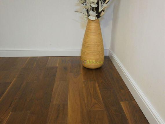 Hillingdon Engineered American Black Walnut 150mm x 14/3mm Wood Flooring