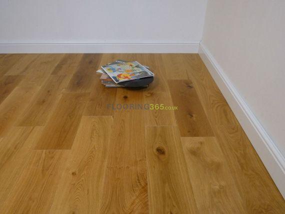 Highgate Engineered Natural Oak Oiled 190mm x 14/3mm Wood Flooring