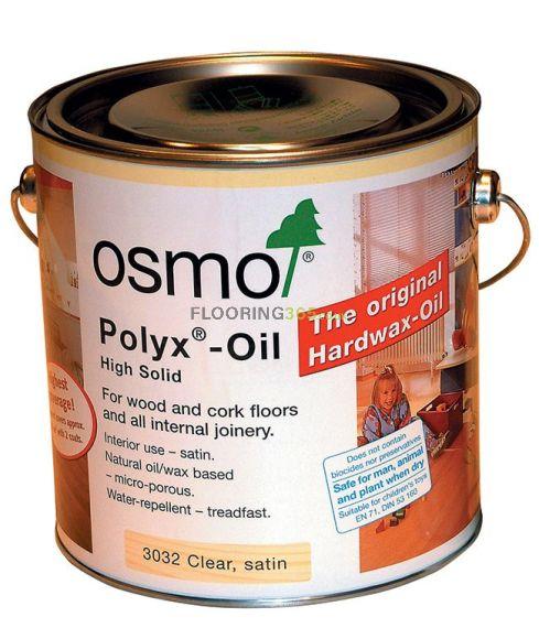 Osmo Polyx Oil Satin