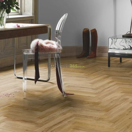 Sawbury Engineered Natural Oak Matt Lacquered 100mm x 14/3mm Parquet Wood Flooring (Wooden Flooring)