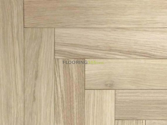 Sawbury Engineered Unfinished Oak **PRIME** 90mm x 18/4mm Parquet Wood Flooring