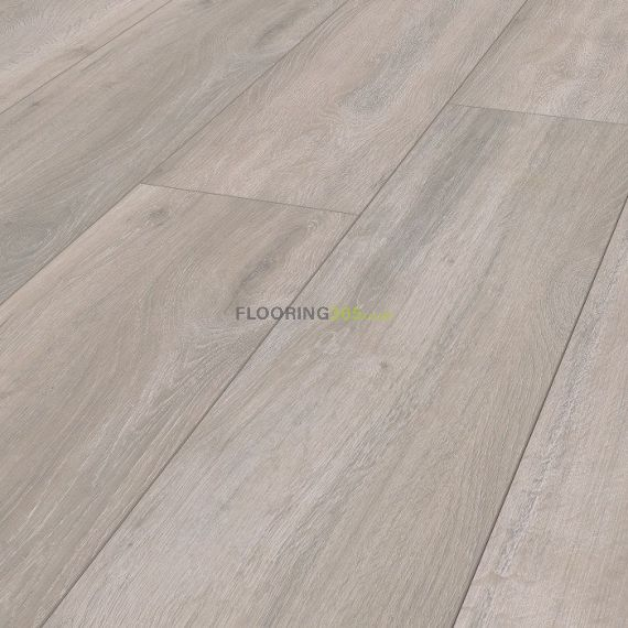 Krono Original Vario 8mm 4V Groove Rockford Oak Laminate Flooring (Wooden Flooring)