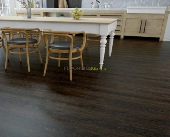 Hillingdon Luxury Vinyl Antique Oak 180mm x 4/0.5mm LVT Flooring (Wooden Flooring)