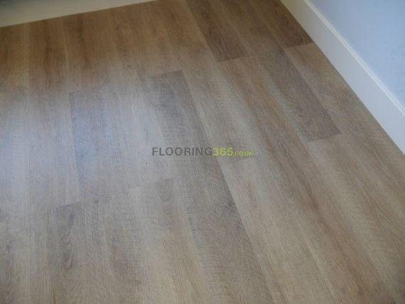 Hillingdon Luxury Vinyl Honey Brown 180mm x 5/0.5mm LVT Flooring