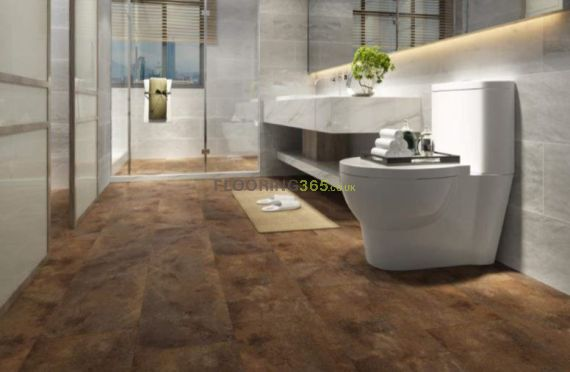Hillingdon Luxury Vinyl Royal Marble 300mm x 4/0.5mm LVT Flooring (Wooden Flooring)