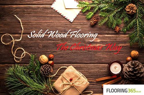 Solid Wood Flooring – the Christmas way