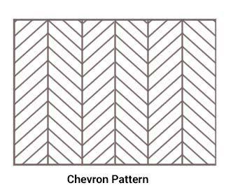 Parquet Flooring Styles - Chevron