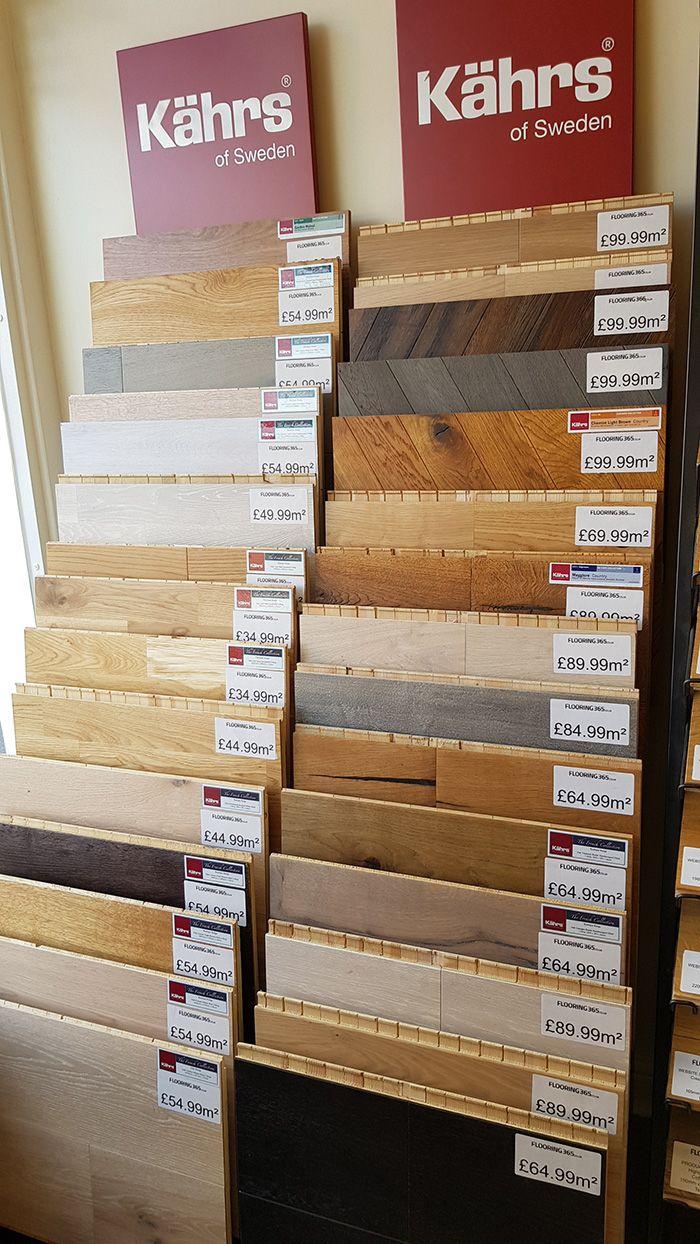KÄHRS Engineered wood flooring