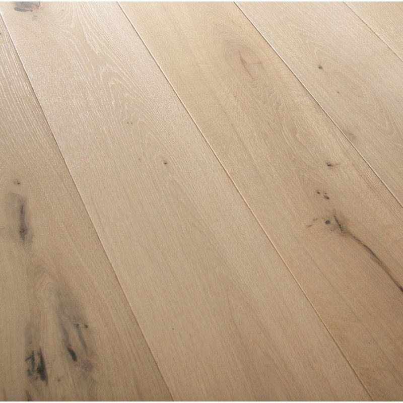 Kahrs Engineered Calce Light Oak 189mm x 14/3mm Click Lok Wood Flooring