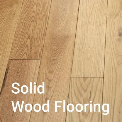 Solid Wood Flooring in Slough